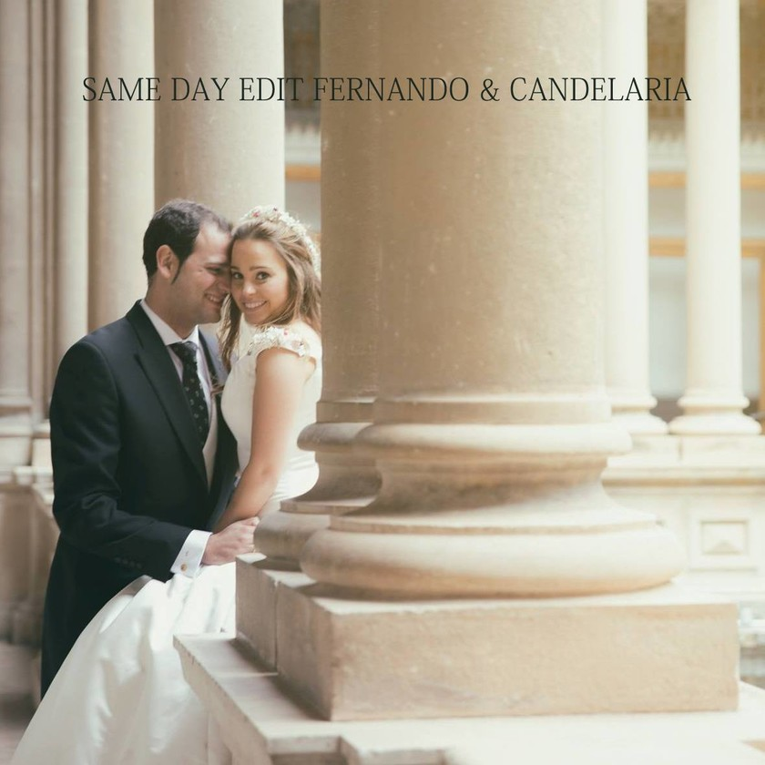 Same Day Edit Fernando & Candelaria | 3-10-15