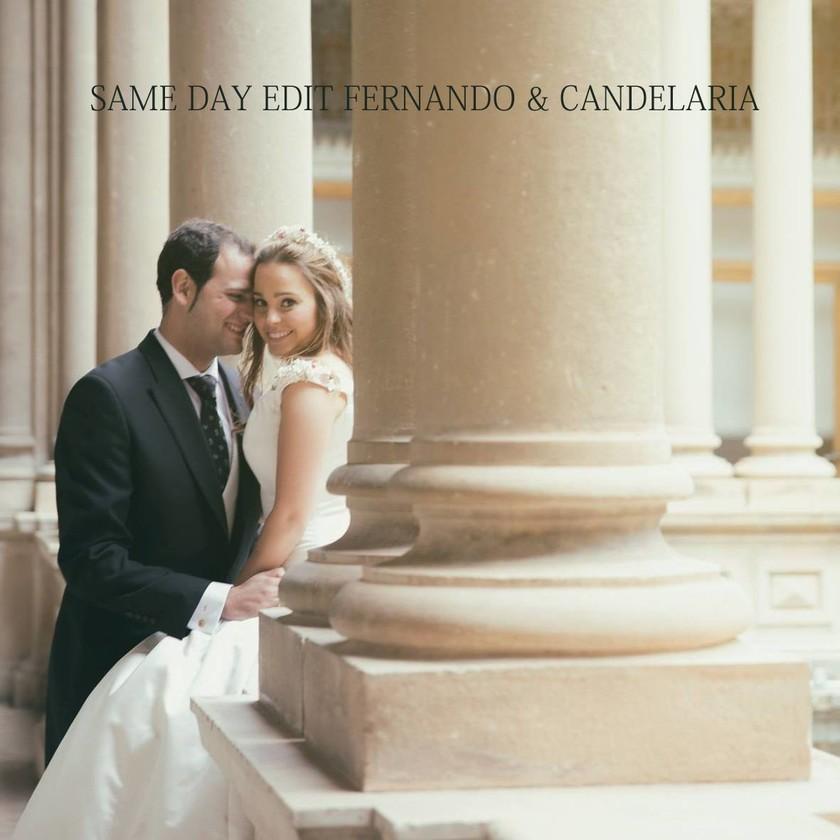 Same Day Edit Fernando & Candelaria | 3-10-15