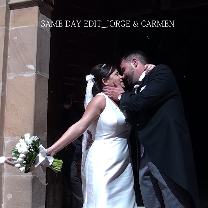 Same Day Edit Jorge & Carmen | 19-3-16