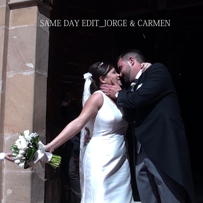 Same Day Edit Jorge & Carmen | 19-3-16