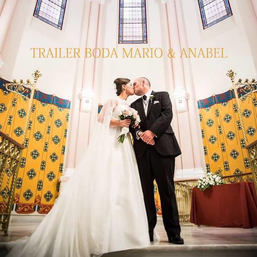 Trailer Boda Mario & Anabel